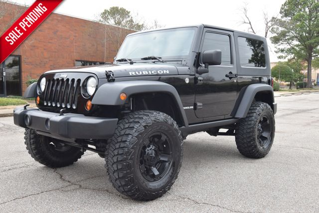 2010 Jeep Wrangler Rubicon in Memphis, Tennessee 38128
