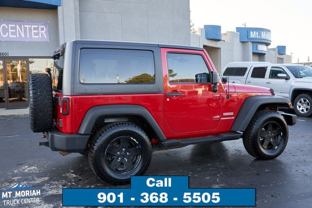 2010 Jeep Wrangler Sport in Memphis, Tennessee 38115