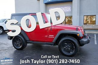 2010 Jeep Wrangler Sport | Memphis, TN | Mt Moriah Truck Center in Memphis TN