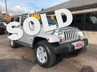 2010 Jeep Wrangler Unlimited Sahara  city Wisconsin  Millennium Motor Sales  in , Wisconsin