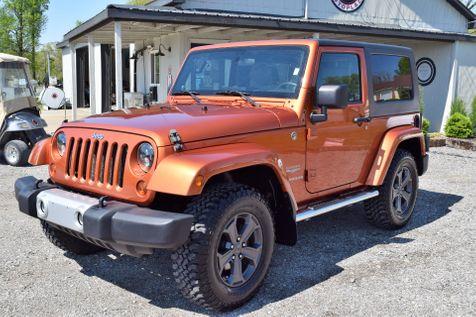 2010 Jeep Wrangler Sahara in Mt. Carmel, IL