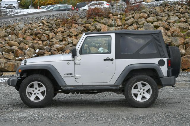 2010 Jeep Wrangler Sport Naugatuck, Connecticut 1