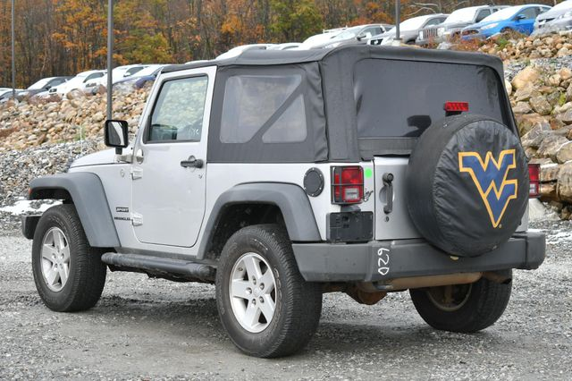 2010 Jeep Wrangler Sport Naugatuck, Connecticut 2