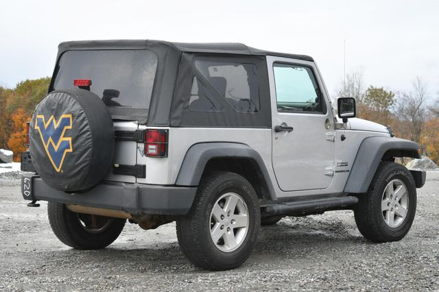 2010 Jeep Wrangler Sport Naugatuck, Connecticut 4