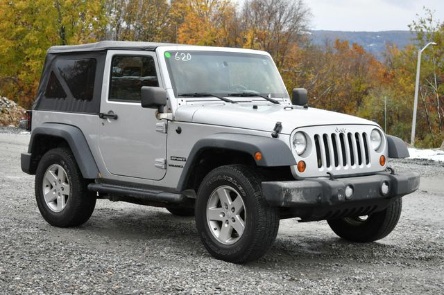 2010 Jeep Wrangler Sport Naugatuck, Connecticut 6