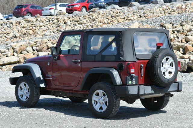 2010 Jeep Wrangler Sport Naugatuck, Connecticut 4