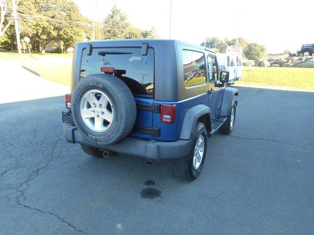 2010 Jeep Wrangler Sport New Windsor, New York 5