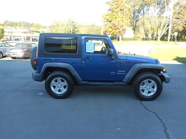 2010 Jeep Wrangler Sport New Windsor, New York 7