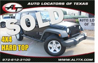 2010 Jeep Wrangler Unlimited Sport | Plano, TX | Consign My Vehicle in  TX