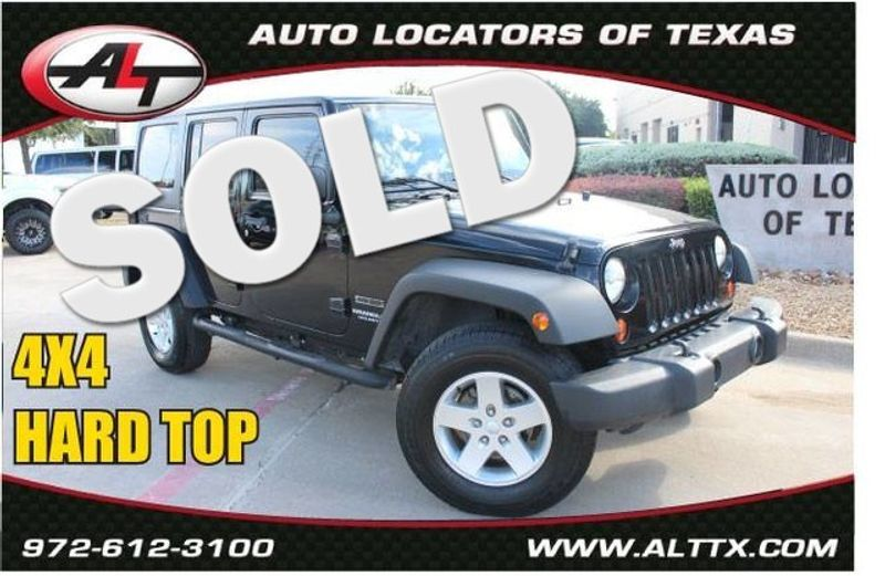 2010 Jeep Wrangler Unlimited Sport | Plano, TX | Consign My Vehicle in Plano TX