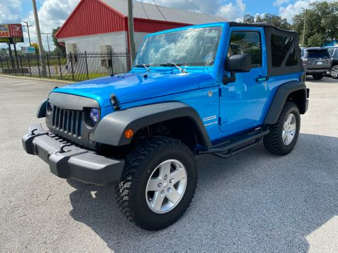2010 Jeep Wrangler SPORT S POWER PACKAGE MANUAL SOFTTOP CARFAX in Plant City, Florida