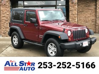 2010 Jeep Wrangler Sport in Puyallup Washington, 98371