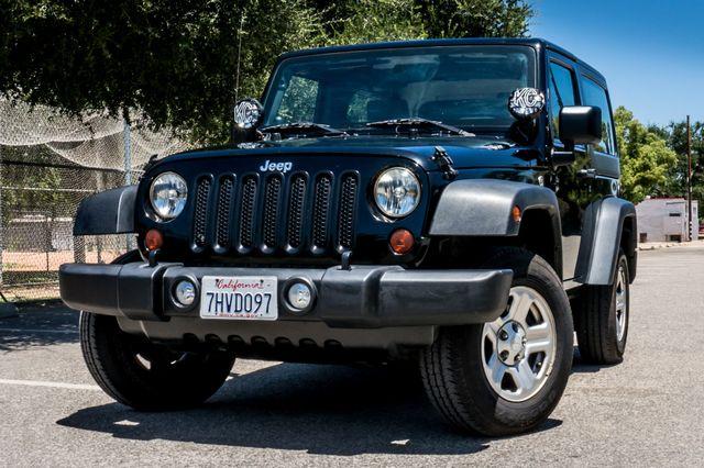 2010 Jeep Wrangler Sport Reseda, CA 2