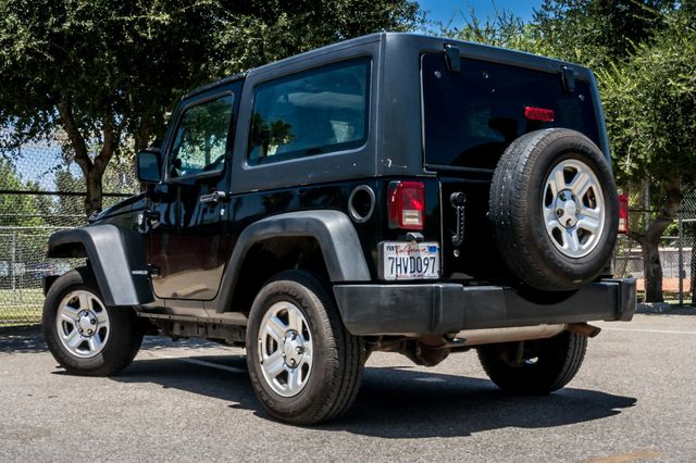 2010 Jeep Wrangler Sport in Reseda, CA, CA 91335