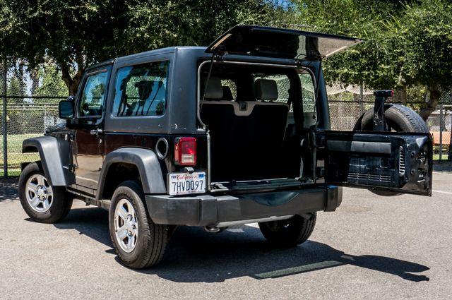 2010 Jeep Wrangler Sport Reseda, CA 10
