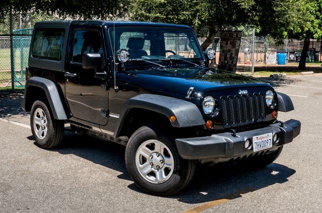 2010 Jeep Wrangler Sport Reseda, CA 39