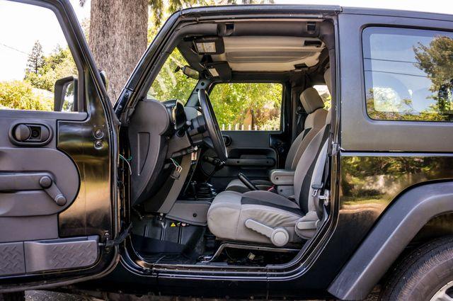 2010 Jeep Wrangler Sport Reseda, CA 12
