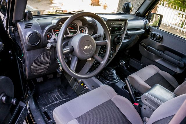 2010 Jeep Wrangler Sport Reseda, CA 14