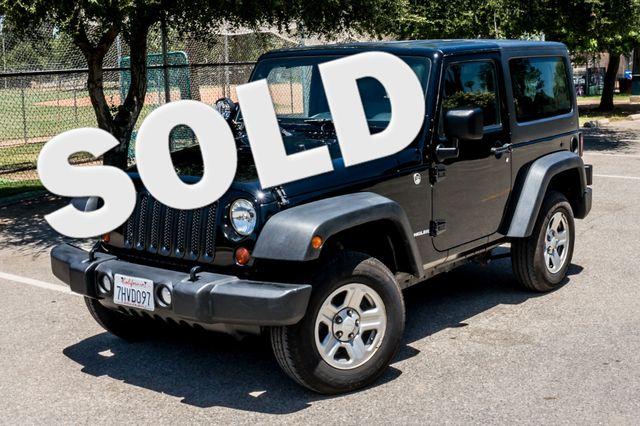 2010 Jeep Wrangler Sport Reseda, CA 0