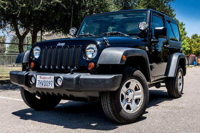 2010 Jeep Wrangler Sport Reseda, CA 35