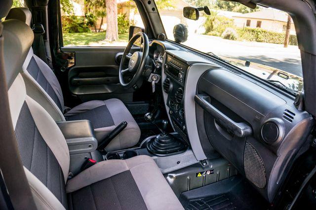 2010 Jeep Wrangler Sport Reseda, CA 27