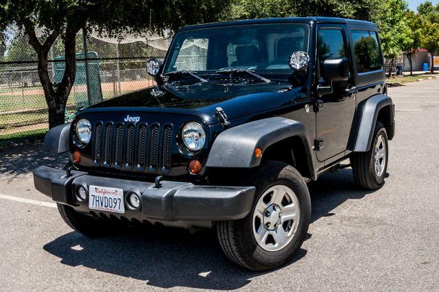 2010 Jeep Wrangler Sport Reseda, CA 36
