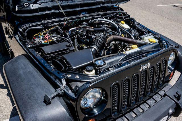2010 Jeep Wrangler Sport Reseda, CA 33