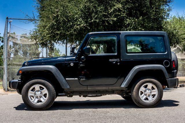 2010 Jeep Wrangler Sport Reseda, CA 4