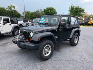 2010 Jeep Wrangler Sport in Riverview, FL 33578