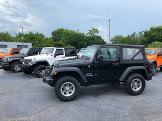 2010 Jeep Wrangler Sport Riverview, Florida 3