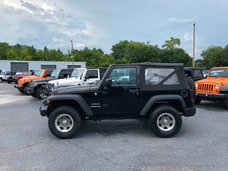 2010 Jeep Wrangler Sport Riverview, Florida 4