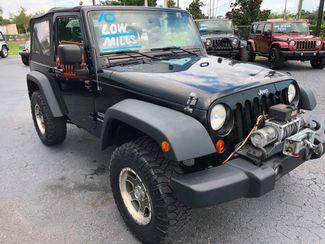 2010 Jeep Wrangler Sport Riverview, Florida 8