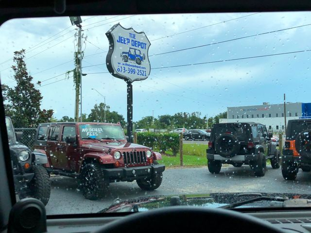 2010 Jeep Wrangler Sport Riverview, Florida 14