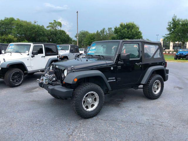 2010 Jeep Wrangler Sport Riverview, Florida 2