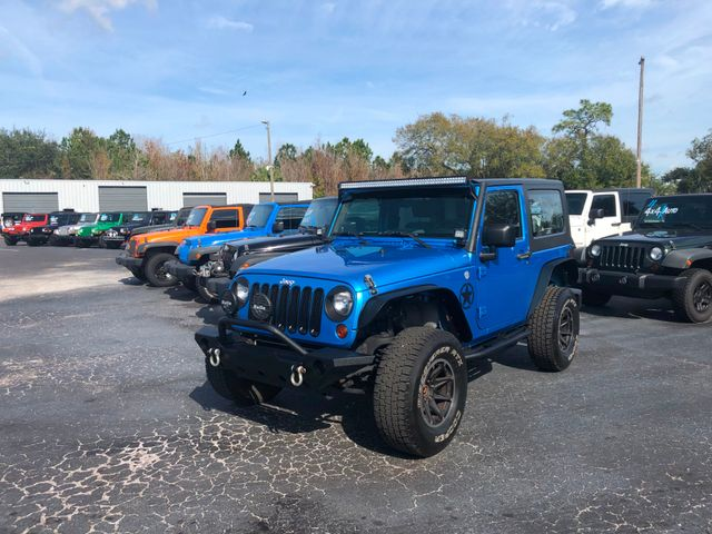 2010 Jeep Wrangler Sport Riverview, Florida 1