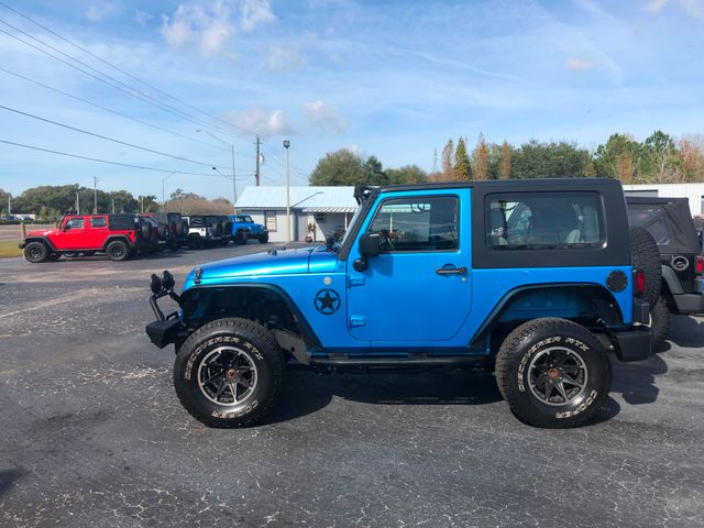 2010 Jeep Wrangler Sport Riverview, Florida 2