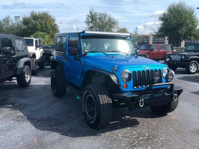 2010 Jeep Wrangler Sport Riverview, Florida 6