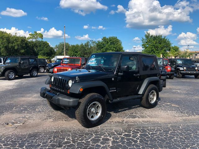2010 Jeep Wrangler Sport in Riverview, FL 33578