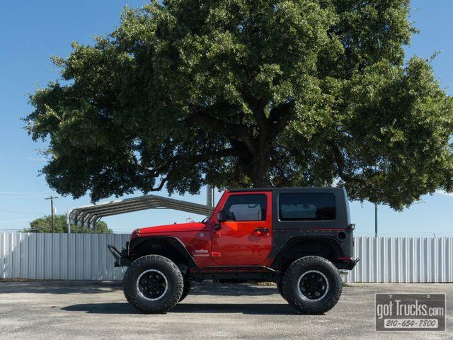 2010 Jeep Wrangler Sport 3.8L V6 4X4