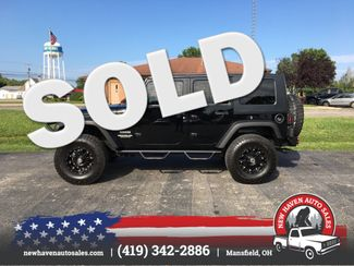 2010 Jeep Wrangler Unlimited 4x4 Sport in Mansfield, OH 44903