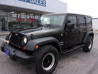 2010 Jeep Wrangler Unlimited Sport  Abilene TX  Abilene Used Car Sales  in Abilene, TX