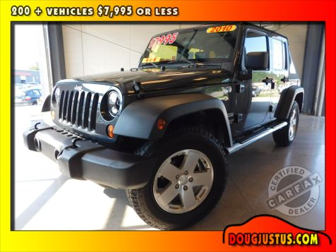 2010 Jeep Wrangler Unlimited Sport in Airport Motor Mile ( Metro Knoxville ), TN