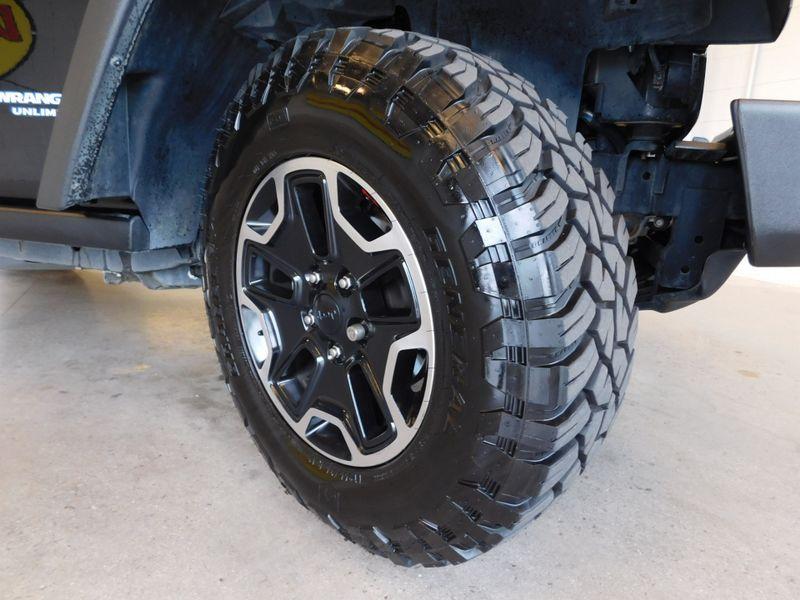 2010 Jeep Wrangler Unlimited Rubicon  city TN  Doug Justus Auto Center Inc  in Airport Motor Mile ( Metro Knoxville ), TN