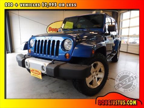 2010 Jeep Wrangler Unlimited Sahara in Airport Motor Mile ( Metro Knoxville ), TN