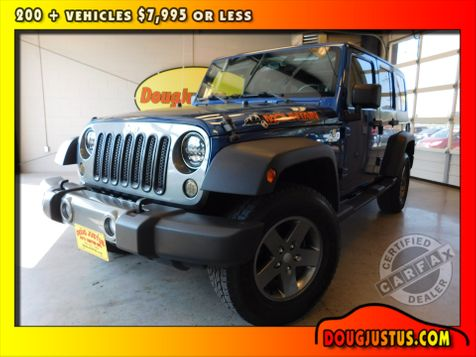 2010 Jeep Wrangler Unlimited Mountain in Airport Motor Mile ( Metro Knoxville ), TN