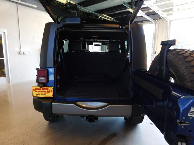 2010 Jeep Wrangler Unlimited Mountain in Airport Motor Mile ( Metro Knoxville ), TN 37777
