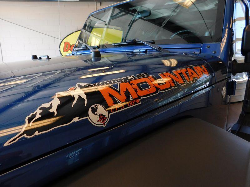 2010 Jeep Wrangler Unlimited Mountain  city TN  Doug Justus Auto Center Inc  in Airport Motor Mile ( Metro Knoxville ), TN