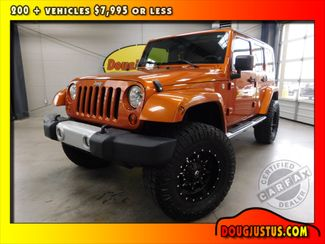2010 Jeep Wrangler Unlimited Sahara in Airport Motor Mile ( Metro Knoxville ), TN 37777