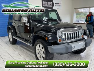 2010 Jeep Wrangler Unlimited Sahara in Akron, OH 44320