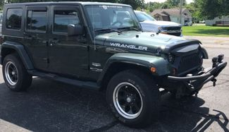 2010 Jeep Wrangler Unlimited Sahara in Albuquerque, NM 87106